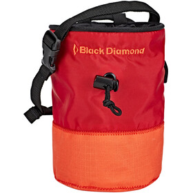 Black Diamond Mojo Repo - Sac à magnésie - M/L orange/rouge